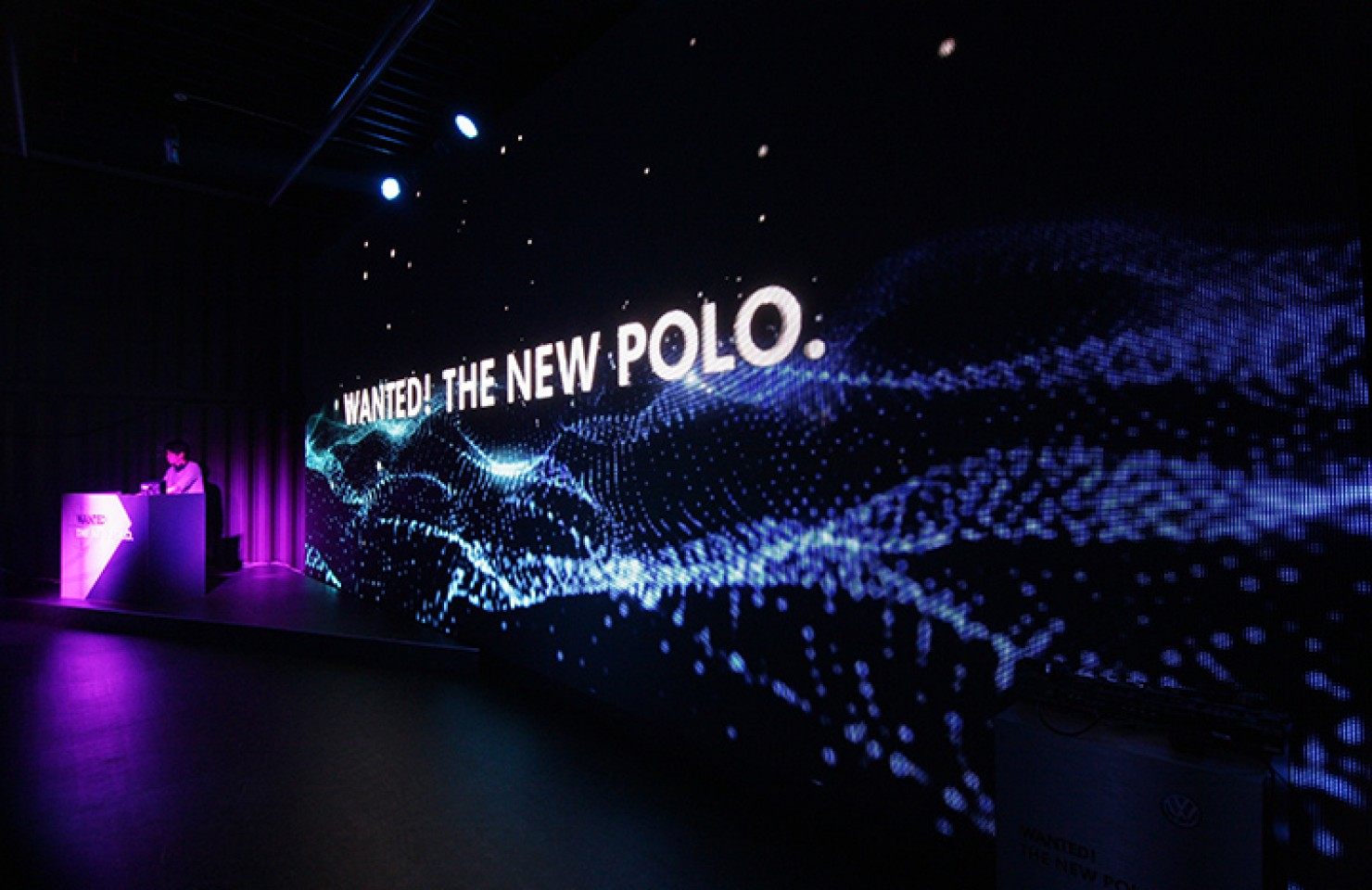 Wanted! The New Polo